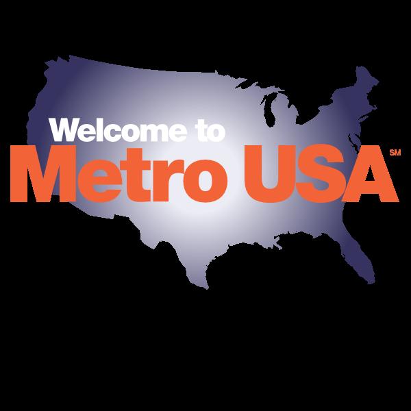 MetroPCS Welcome to Metro USA Logo ,Logo , icon , SVG MetroPCS Welcome to Metro USA Logo