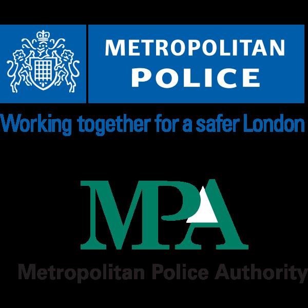 Metropilitan Police (UK) Logo ,Logo , icon , SVG Metropilitan Police (UK) Logo