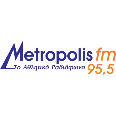 Metropolis radio 99,5 Logo ,Logo , icon , SVG Metropolis radio 99,5 Logo
