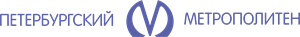 Metropoliten of St. Petersburg – cut Logo ,Logo , icon , SVG Metropoliten of St. Petersburg – cut Logo