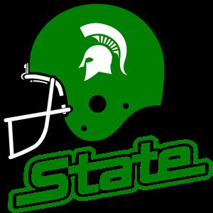 Michigan State Spartans Helmet Logo ,Logo , icon , SVG Michigan State Spartans Helmet Logo