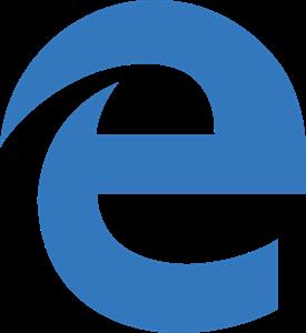 Microsoft Edge Icon Logo ,Logo , icon , SVG Microsoft Edge Icon Logo