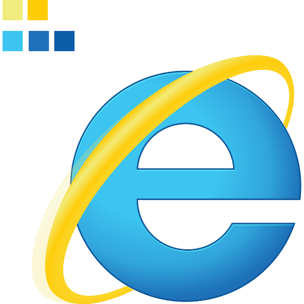 Microsoft Internet Explorer 9 Logo ,Logo , icon , SVG Microsoft Internet Explorer 9 Logo