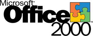 Microsoft Office 2000 Logo ,Logo , icon , SVG Microsoft Office 2000 Logo