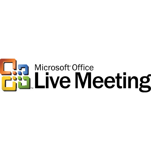 Microsoft Office Live Meeting Logo ,Logo , icon , SVG Microsoft Office Live Meeting Logo