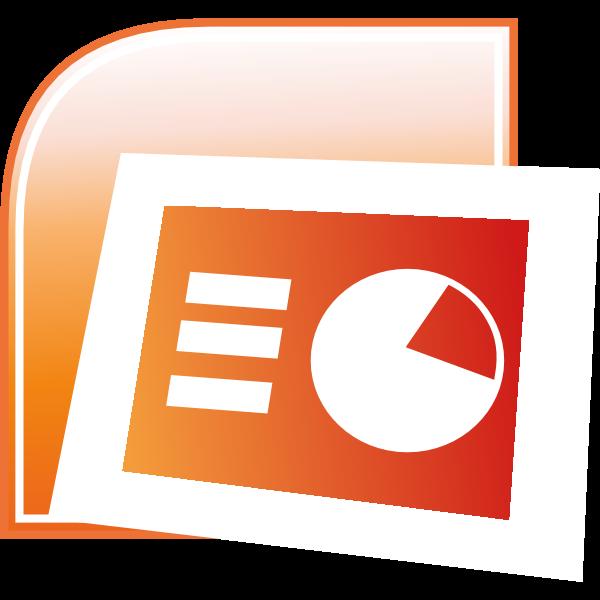 Microsoft Office – PowerPoint 2007 Logo ,Logo , icon , SVG Microsoft Office – PowerPoint 2007 Logo