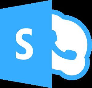Microsoft Office Skype Logo ,Logo , icon , SVG Microsoft Office Skype Logo