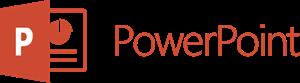 Microsoft PowerPoint 2013 Logo