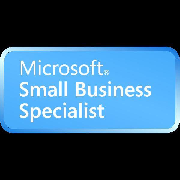 Microsoft Small Business Specialist Logo ,Logo , icon , SVG Microsoft Small Business Specialist Logo