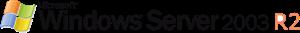 Microsoft Windows Server 2003 R2 Logo ,Logo , icon , SVG Microsoft Windows Server 2003 R2 Logo