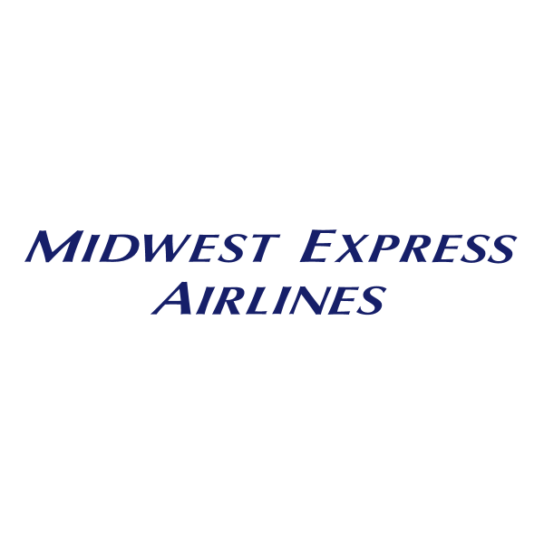 Midwest Express Airlines Logo ,Logo , icon , SVG Midwest Express Airlines Logo