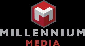 Millenium Media Logo ,Logo , icon , SVG Millenium Media Logo