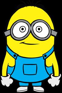 minion Logo ,Logo , icon , SVG minion Logo