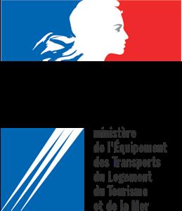 Ministere de l'Equipment des Transport du Logement Logo ,Logo , icon , SVG Ministere de l'Equipment des Transport du Logement Logo