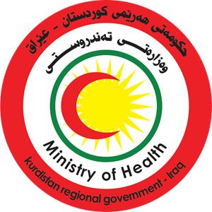 Ministry of Health – Kurdistan iraq Logo ,Logo , icon , SVG Ministry of Health – Kurdistan iraq Logo