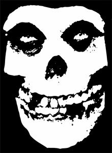 misfits skull Logo ,Logo , icon , SVG misfits skull Logo