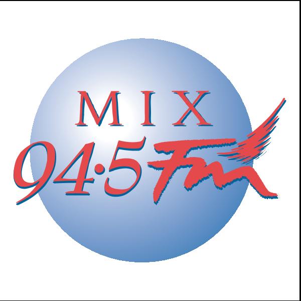 Mix 94.5 FM Logo ,Logo , icon , SVG Mix 94.5 FM Logo