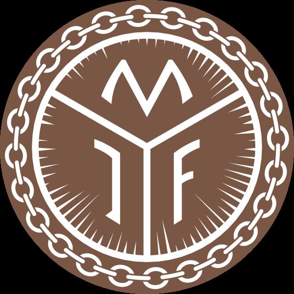 Mjondalen IF Logo ,Logo , icon , SVG Mjondalen IF Logo
