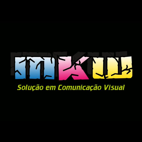 MKW Solucao em Comunicação Visual Logo ,Logo , icon , SVG MKW Solucao em Comunicação Visual Logo