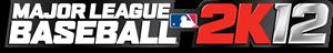 MLB Major League Baseball 2K12 Logo ,Logo , icon , SVG MLB Major League Baseball 2K12 Logo