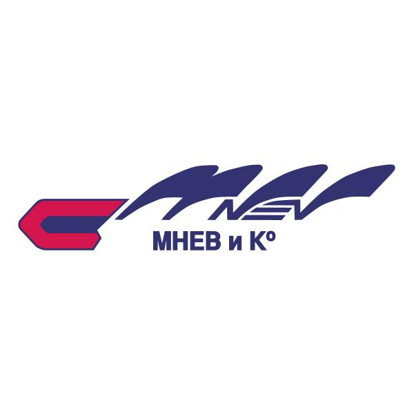 Mnev & K Logo ,Logo , icon , SVG Mnev & K Logo