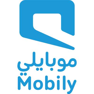 شعار Mobily , موبايلي , السعودية ,Logo , icon , SVG شعار Mobily , موبايلي , السعودية
