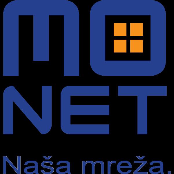 MONET GSM Montenegro Logo ,Logo , icon , SVG MONET GSM Montenegro Logo