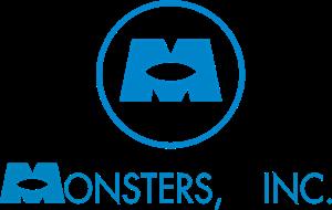 Monster Inc Logo ,Logo , icon , SVG Monster Inc Logo