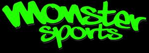 Monster Sports Logo ,Logo , icon , SVG Monster Sports Logo