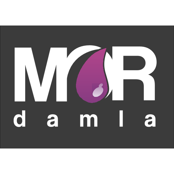 Mor Damla Internet Software Logo ,Logo , icon , SVG Mor Damla Internet Software Logo