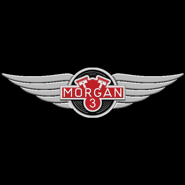 Morgan 3 Wheeler Logo ,Logo , icon , SVG Morgan 3 Wheeler Logo