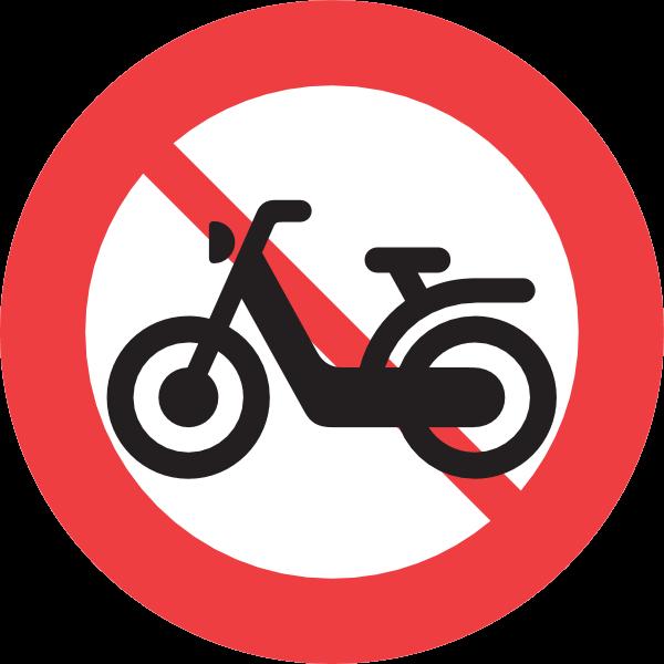 MOTORBIKES FORBIDDEN SIGN Logo ,Logo , icon , SVG MOTORBIKES FORBIDDEN SIGN Logo