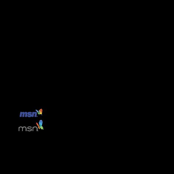 MSN 2010 new Logo ,Logo , icon , SVG MSN 2010 new Logo