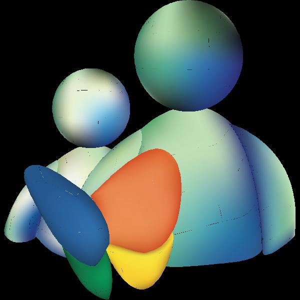 MSN Boneco Logo ,Logo , icon , SVG MSN Boneco Logo