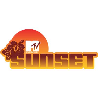 MTV Sunset Logo ,Logo , icon , SVG MTV Sunset Logo