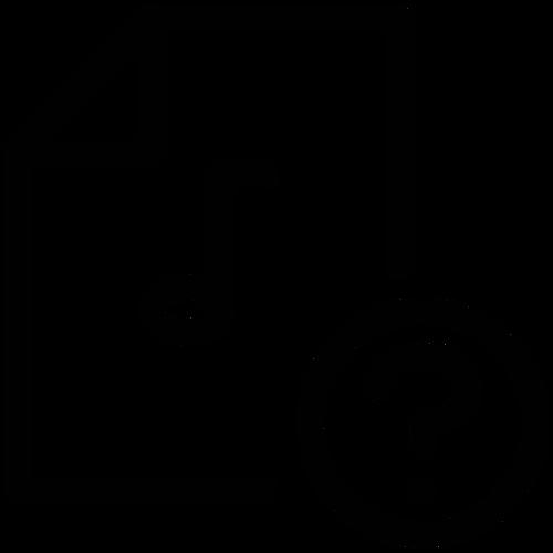 Sound problem ,Logo , icon , SVG Sound problem