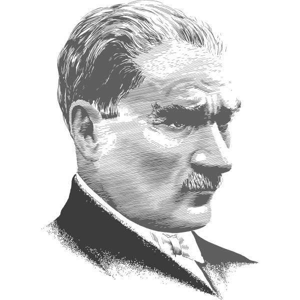 Mustafa Kemal Ataturk Logo ,Logo , icon , SVG Mustafa Kemal Ataturk Logo