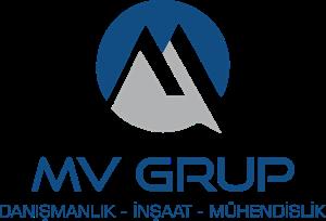 MV Grup Danışmanlık İnşaat Mühendislik Logo ,Logo , icon , SVG MV Grup Danışmanlık İnşaat Mühendislik Logo