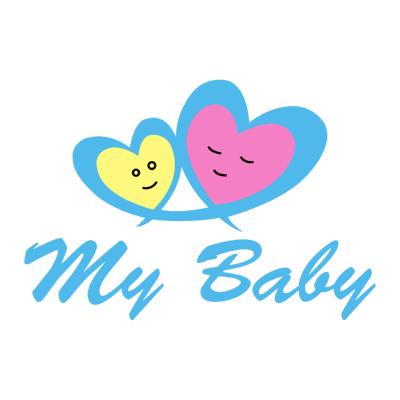 my baby ,Logo , icon , SVG my baby
