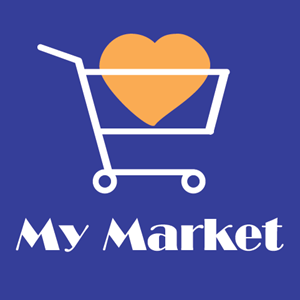 My Market Logo ,Logo , icon , SVG My Market Logo