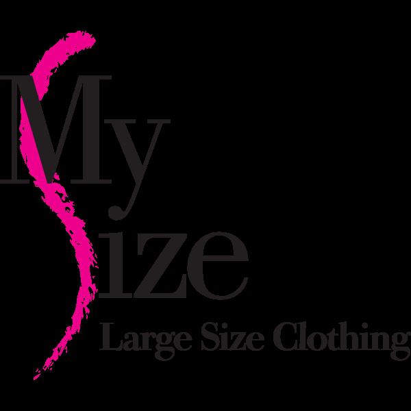My Size – Large Size Clothing Logo ,Logo , icon , SVG My Size – Large Size Clothing Logo