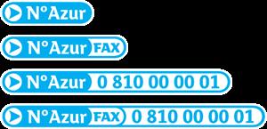 N Azur Logo ,Logo , icon , SVG N Azur Logo