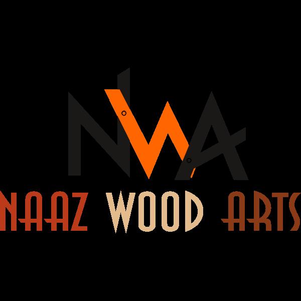 Naaz Wood Arts Logo ,Logo , icon , SVG Naaz Wood Arts Logo