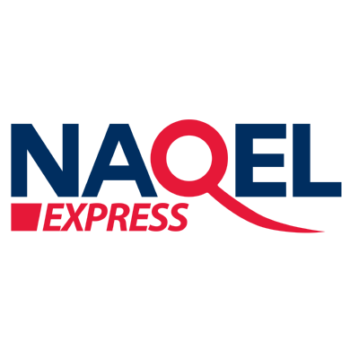 naqel express  english logo ,Logo , icon , SVG naqel express  english logo
