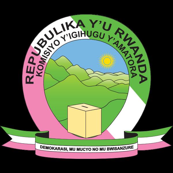 National Electoral Commission Rwanda Logo ,Logo , icon , SVG National Electoral Commission Rwanda Logo