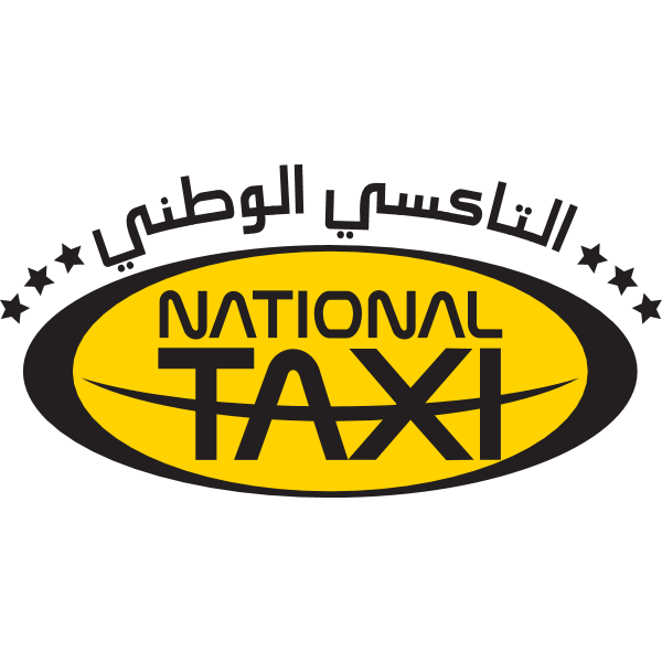 شعار التاكسي الوطني ,Logo , icon , SVG شعار التاكسي الوطني
