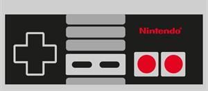 NES PAD Logo ,Logo , icon , SVG NES PAD Logo