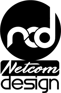 Netcom Design Logo ,Logo , icon , SVG Netcom Design Logo