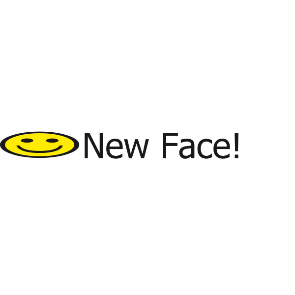 new face Logo ,Logo , icon , SVG new face Logo