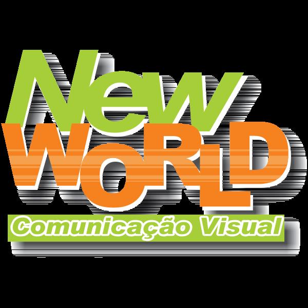 New World Comunicação Visual Logo ,Logo , icon , SVG New World Comunicação Visual Logo